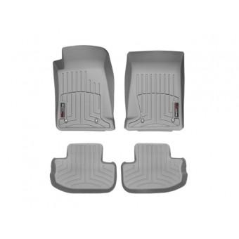 Коврики WEATHERTECH для Chevrolet Camaro, цвет серый (2010-2015) ***