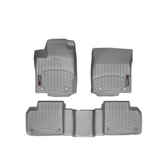 Коврики WEATHERTECH для Mercedes-Benz GL/GLS, цвет серый