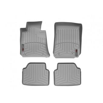 Коврики WEATHERTECH для Chevrolet Camaro, цвет серый (2016-)