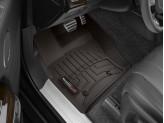 Коврики WEATHERTECH для Range Rover VOGUE (для Standard без консоли на 2-ом ряду) , цвет коричневый (2018-), изображение 3