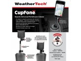 """Универсальный держатель """"CupFone ™"""" мобильного телефона с модернизированным удлинителем"""