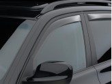 Дефлекторы WEATHERTECH для BMW X3 из 2-х частей, светлые
