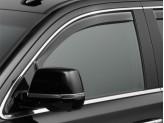 Дефлекторы боковых окон WEATHERTECH для Cadillac Escalade ESV, темные