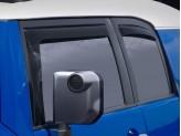 Дефлекторы боковых окон WEATHERTECH передние для Toyota FJ CRUISER