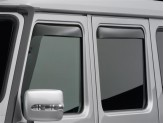 Дефлекторы боковых окон WEATHERTECH для Mercedes-Benz G-class 463