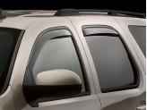 Дефлекторы боковых окон WEATHERTECH для Chevrolet Tahoe 4 ч., темные