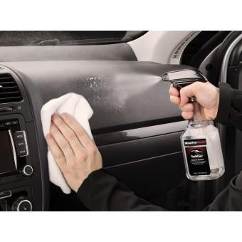 """Очиститель """"TechCare"""" внутренних поверхностей автомобиля (пластик, винил, окрашенный металл, хромированные накладки  и ткань)"""