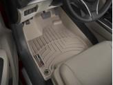 Коврики WEATHERTECH для Acura MDX передние, цвет бежевый