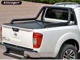 """Защитная дуга """"PROBAR"""" для Toyota HiLux в кузов пикапа (D-76), изображение 2"""