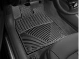 Коврики WEATHERTECH для Audi A6, A7, резиновые, цвет черный