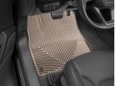 Коврики WEATHERTECH для Audi Q7, Q8, резиновые, передние, цвет черный, изображение 3
