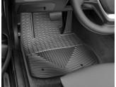 Коврики WEATHERTECH для BMW 4-Series, резиновые, передние, цвет черный