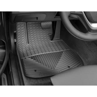 Коврики WEATHERTECH для BMW 4-Series  (F32/F33/F36), резиновые, передние, цвет черный