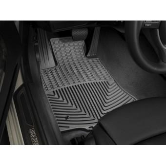 Коврики WEATHERTECH для BMW 6-Series (F12/F13/F06), резиновые, передние, цвет черный