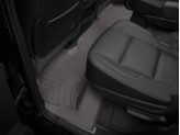 """Коврики WEATHERTECH для Chevrolet Tahoe  II ряд, цвет """"COCOA"""" подходят для Bench Seating и для Bucket Seating"""