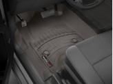 """Коврики WEATHERTECH для Cadillac Escalade ESV передние, цвет """"COCOA"""""""