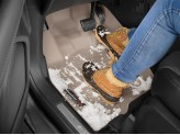 Коврики WEATHERTECH для Chevrolet Camaro, цвет бежевый (2016-), изображение 3