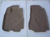 Коврики Husky liners для Honda CR-V передние, бежевые (продаются только в комплекте с задними ковриками, артикул 64613), изображение 2