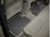 Коврики WEATHERTECH для Ford Kuga***, резиновые, цвет черный (доступны к заказу бежевые и серые), изображение 3