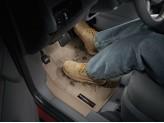 Коврики WEATHERTECH для Toyota Highlander 3-ий ряд, цвет черный, изображение 4