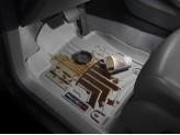 Коврики WEATHERTECH для Nissan Pathfinder задние, цвет черный, изображение 4