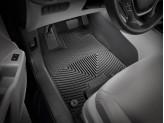 Коврики WEATHERTECH для Honda Pilot резиновые, цвет черный