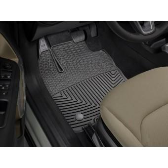 Коврики WEATHERTECH для Jeep RENEGADE резиновые, передние, цвет черный (доступны к заказу коричневые)