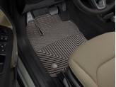 Коврики WEATHERTECH для Jeep RENEGADE резиновые, передние, цвет черный (доступны к заказу коричневые), изображение 2