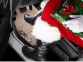 Коврики WEATHERTECH для Hummer H3 задние в салон, цвет черный, изображение 3