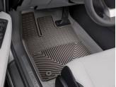 Коврики WEATHERTECH резиновые для Lexus RX, цвет коричневый
