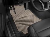 Коврики WEATHERTECH для Toyota Sequoia задние, резиновые, цвет черный, изображение 2