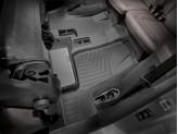 Коврики WEATHERTECH для Mercedes-Benz GL/GLS 3-ий ряд, цвет черный