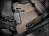 Коврики WEATHERTECH для Mercedes-Benz GL/GLS  3-ий ряд, цвет бежевый