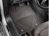 Коврики WEATHERTECH резиновые для Mercedes-Benz GL/GLS, цвет коричневый