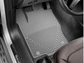 Коврики WEATHERTECH резиновые для Mercedes-Benz GL/GLS, цвет серый
