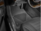 Коврики WEATHERTECH для Mercedes-Benz S-class резиновые, цвет черный
