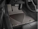 Коврики WEATHERTECH для Mercedes-Benz SL-Class резиновые, цвет черный (доступны к заказу коричневые, бежевые и серые), изображение 2