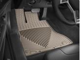 Коврики WEATHERTECH для Mercedes-Benz SL-Class резиновые, цвет черный (доступны к заказу коричневые, бежевые и серые), изображение 3