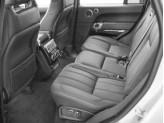 Коврики WEATHERTECH для Range Rover VOGUE (для Standard без консоли на 2-ом ряду) , цвет коричневый (2018-), изображение 2