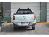 """Защитная дуга для Fiat Fullback """"ABEN"""" в кузов пикапа 76 мм полированная, нержавеющая сталь (толщина стенки метала 1,5 мм), изображение 4"""