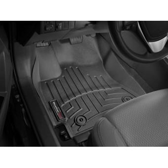 Коврики WEATHERTECH для Toyota Corolla передние, цвет черный