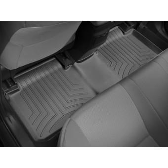 Коврики WEATHERTECH для Toyota Corolla задние, цвет черный