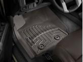Коврики WEATHERTECH для Toyota Tacoma, цвет коричневый для Double Cab (2016-2017), изображение 2
