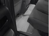 Коврики WEATHERTECH для Toyota TUNDRA задние, цвет серый для Double Cab