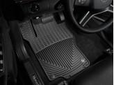 Коврики WEATHERTECH для Mercedes-Benz M-class W164 резиновые, цвет черный