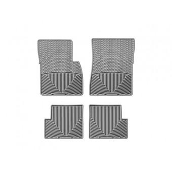 Коврики WEATHERTECH для Mercedes-Benz G-class 463 резиновые, цвет серый