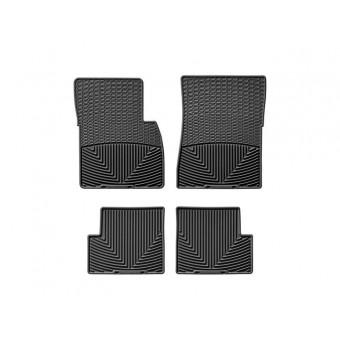 Коврики WEATHERTECH для Mercedes-Benz G-class 463 резиновые, цвет черный