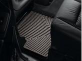 Коврики WEATHERTECH для Mercedes-Benz G-class 463 резиновые, цвет коричневый, изображение 3