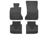 Коврики WEATHERTECH резиновые для BMW 7-Series, цвет черный