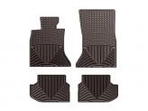 Коврики WEATHERTECH для BMW 5-Series (F10/F11) резиновые, цвет черный, изображение 3